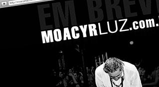 Hotsite - Moacyr Luz