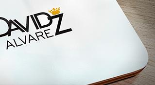 Logotipo David Alvarez